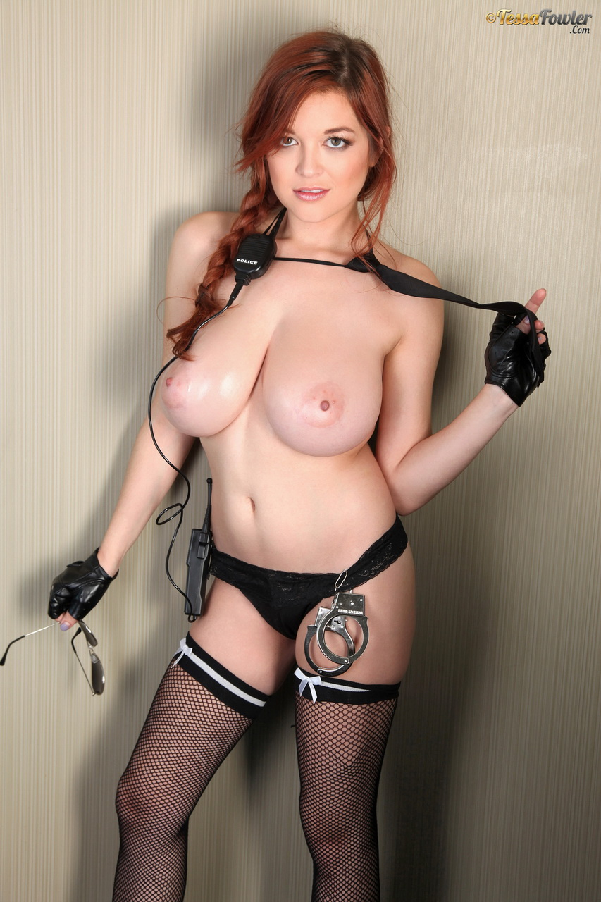 Tessa Fowler - Sexy Cop - Set 2-9064